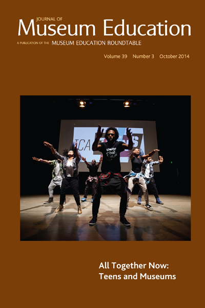 JME 39.3: All Together Now: Teens and Museums